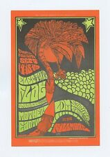 Bill Graham 83 Postcard Electric Flag Mother Earth 1967 Sep 14