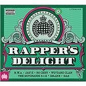 Various Artists - Rapper's Delight [Ministry of Sound] (2015) NEW SEALED 3CDS