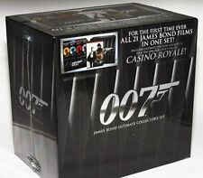 James Bond Ultimate Edtion Collectors Set 007 (42 DVD) - BRAND NEW - SEALED RARE