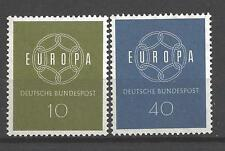 EUROPA 1959 Allemagne - Germany neuf ** 1er choix