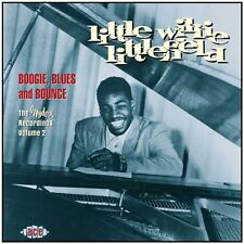 Little Willie Littlefield - Boogie, Blues And Bounce: The Modern Recordings Volu