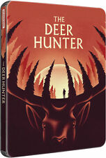 The Deer Hunter - Zavvi Exclusive Limited Edition Steelbook  - Blu-ray - New