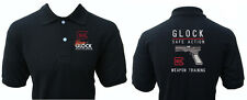 Glock Shooting Team Weapon Training Gotcha Polo Shirt
