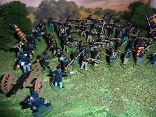 1/72 20mm  25mm American Union USA PAINTED Army Infantry Artillery ACW LOW START