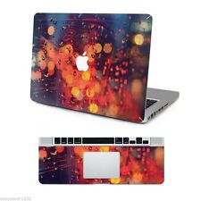 "Glass Vinyl Apple Macbook Pro 15"" Top Skin Decal Sticker Protector For Laptop"