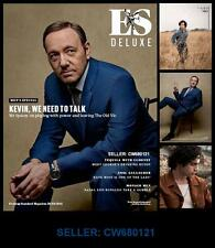 KEVIN SPACEY TOBY SEBASTIAN GAME OF THRONES RANDE GERBER ES MAGAZINE MARCH 2015