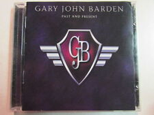GARY BARDEN PAST AND PRESENT 2004 ESCAPE MUSIC CD MSG SINGER MICHAEL SCHENKER