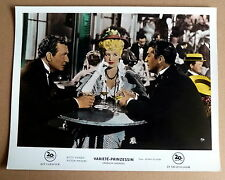 VICTOR MATURE, BETTY GRABLE * VARIETÉ-PRINZESSIN - EA-AHF #3/14 German L C 1952
