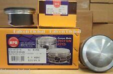 "Dodge 5.7L 345ci Hemi pistons with rings 2003 04 05 RT Ram Durango +.030"""