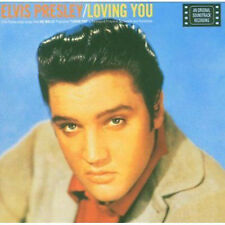 ELVIS PRESLEY - LOVING YOU CD (EXPANDED EDITION)
