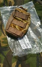 RARE RAF Aircrew DPM Pouch Battery Pocket Small Utility Molle British Army UKSF