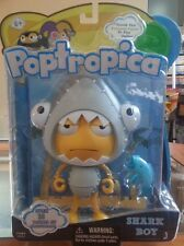 NEW Poptropica 6 Inch Action Figure Shark Boy