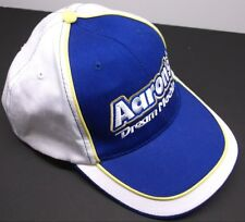 Aarons.com Racing Ball Cap, NASCAR, Dream Machine, Blue & White Chase Authentics