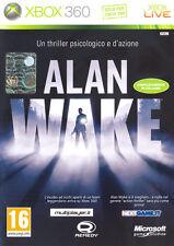 Alan Wake XBOX360 - totalmente in italiano