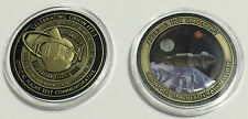 NEW ORION EFT-1 EXPLORATION SPACE FLIGHT TEST OFFICIAL NASA COIN / MEDALLION