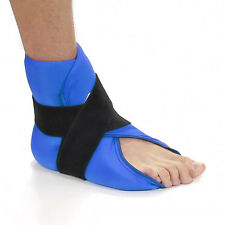 Elasto-Gel Foot Ankle Achilles Hot or Cold Therapy Gel Wrap - FA6080 - NEW