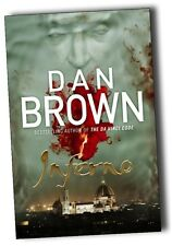 Dan Brown Robert Langdon Book -  Inferno