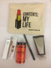 NEW IPSY MAY Glam Bag Makeup CONTENTS MY LIFE St Tropez  $58 Value IT cosmetics