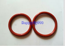 10pcs Tube Dampers Silicone O-Ring for 12AX7/12AU7/ECC88/JAN5670/6DJ8 AMP tube