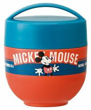 Skater warm cold bowl lunch jar 540ml Mickey Mouse Disney warm jar lunch box