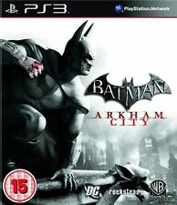 PS3 - Batman Arkham City **New & Sealed** Official UK Stock