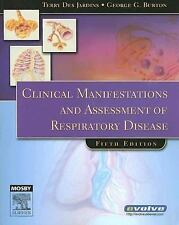 Clinical Manifestations and Assessment of Respiratory Disease, 5e (Des-ExLibrary