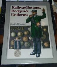railway buttons badges e uniforms-david j. froggatt-1986-treno-ferrovia-foto