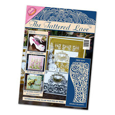 Tattered Lace Magazine Issue 2 Stephanie Weightman Free Double Delights Die