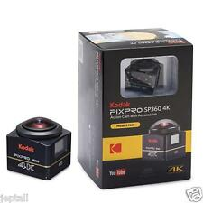 Kodak PIXPRO SP360 4K Action Cam 12MP Premier Pack Camera Brand New Jeptall