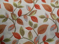 Wychwood Woven Furnishing Fabric By Samuel Simpson - Red