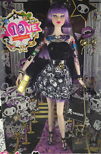 TOKIDOKI BARBIE 2015 PURPLE DOLL Platinum Label Limited Edition - NRFB