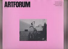 ARTFORUM INTERNATIONAL MAGAZINE Vol.53 #2 OCTOBER 2014.