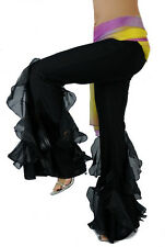 NWT belly dance Costume Lotus trousers pants 9 colours