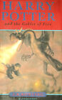 BOOK 4 HARRY POTTER AND THE GOBLET OF FIRE J.K ROWLING PAPERBACK BOOK