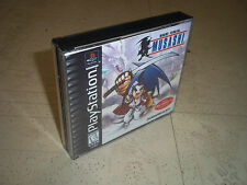 BRAVE FENCER MUSASHI.PLAYSTATION 1.PS1 NTSC CASE+INLAYS ONLY.NO GAME