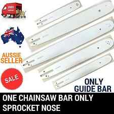 "18"" GUIDE BAR ONLY  FOR Husqvarna CHAINSAW 65 266 372 394 395XP 365 ETC"