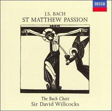 St. Matthew Passion [3 CD], New Music