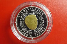 *Top Nur 5000 Ex! Togo 1000 Frans Silber/Gold PP 2004*Ludwig Erhard