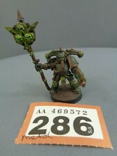 Warhammer Chaos Space Marines Metal Nurgle Plague Icon Bearer 286