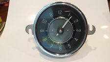 VW KARMANN GHIA 1960-1966 CLOCK, VDO, OEM, GERMAN, LOWLIGHT Volkswagen