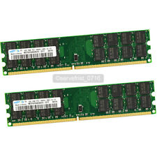 Samsung 8GB 2X4GB PC2-6400 DDR2 800Mhz 240pin Dimm desktop Ram For ASUS M4A785-M