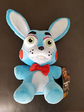 Five Nights at Freddy's Toy Bonnie Plush with tag FNAF  - Hot Topic New!!