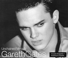 GARETH GATES - UNCHAINED MELODY (3 track CD single)