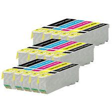 15 cartouches d'encre (set) pour Epson Expression XP-510 XP-605 XP-620 XP-710 XP-810