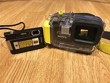 Sony DSC-T100 camera & MPK-THD Waterproof Diving Underwater Housing Case