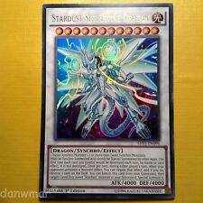Stardust Sifr Divine Dragon - Ultra Rare - SHVI - Shining Victories - YuGiOh!