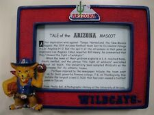 Arizona University Wildcats College Mascot Picture Frame by Talegaters