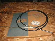 """New ACCO BOAT STEERING CABLE 12 FT 144"""", #56-8724-1316"""