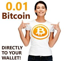 0.01 Bitcoin (BTC) - No ID Required SUPER FAST Delivery