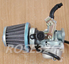Carburetor W/ Air Filter 50cc 70cc 90cc 110cc Dirt Bike ATV Go Kart Carb